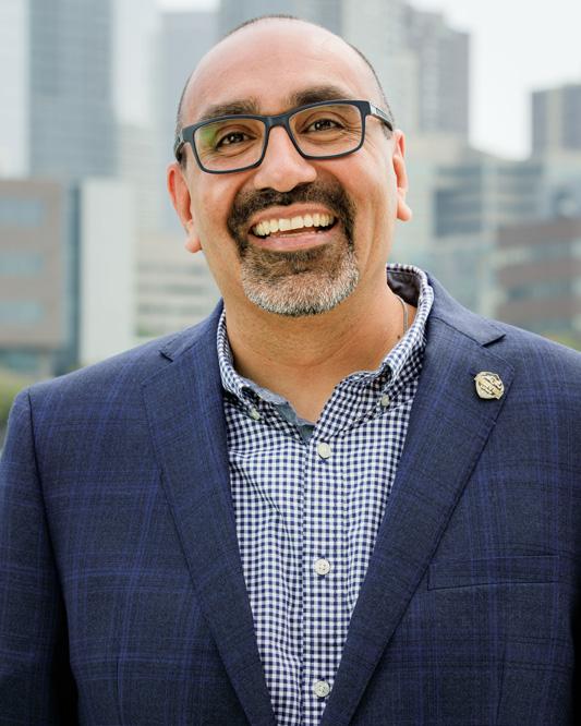 Manuel Espinoza, PhD