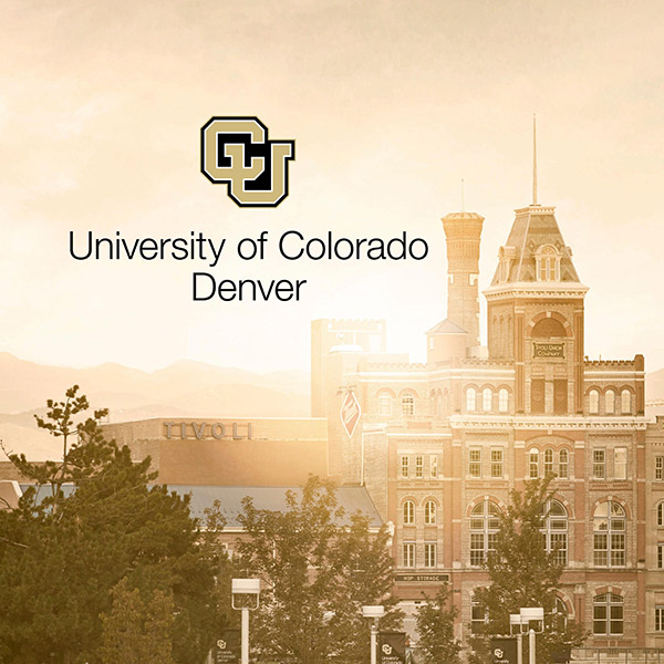 CU Denver Tivoli and logo